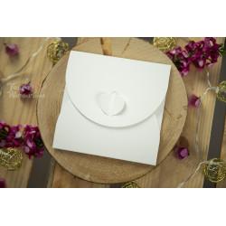 Folder na płytę - BIAŁY  - 1