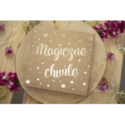 "Folder na płytę  ""Magiczne chwile"" - EKO  - 2"