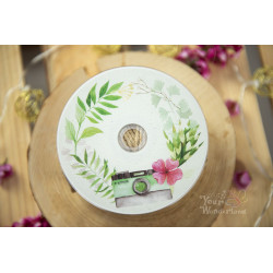 PŁYTA - DVD - ZIELONY APARAT  - 2
