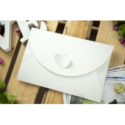 """Folder """"Piękne chwile"""" - 15x23 - BIAŁY  - 4"""