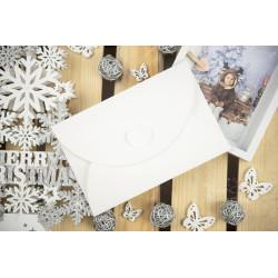 """Folder """"Wesołych Świąt"""" - 15x23 - BIAŁY  - 3"""