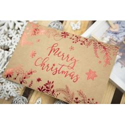 "Folder ""Merry Christmas"" - 15x23 - EKO  - 2"