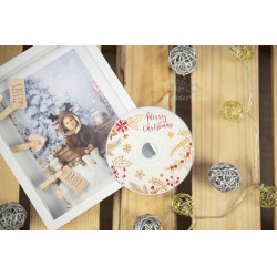 PŁYTA - DVD - MERRY CHRISTMAS  - 2