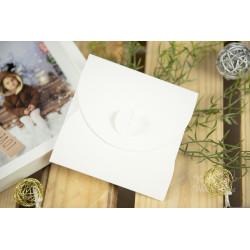 Folder na płytę MERRY CHRISTMAS - BIAŁY  - 4