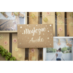"Folder ""Magiczne chwile"" - 15x23 - EKO  - 2"