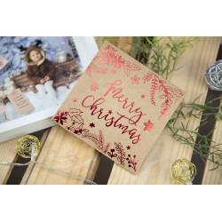Folder na płytę MERRY CHRISTMAS - EKO  - 2