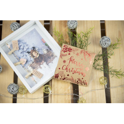 Folder na płytę MERRY CHRISTMAS - EKO  - 1