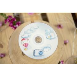 PŁYTA - DVD - NIEBIESKA CHMURKA  - 1