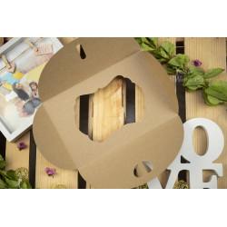 """Folder z okienkiem """"chmurka"""" - 15x23 - EKO  - 5"""
