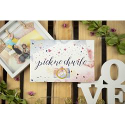 "Folder ""Piękne chwile"" - 15x23 - KOLOR  - 2"