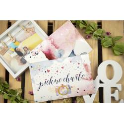 "Folder ""Piękne chwile"" - 15x23 - KOLOR  - 1"