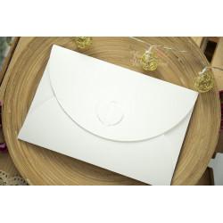 """Folder """"Chrzest Święty"""" - 15x23 - BIAŁY  - 4"""