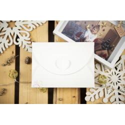 """Folder """"Wesołych Świąt"""" - 13x18 - BIAŁY  - 3"""