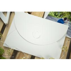 Folder - A4 - BIAŁY  - 1